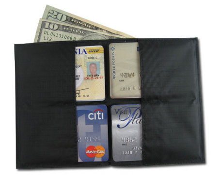 The World's Thinnest Wallet